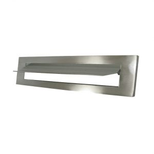 Outdoor mail slot 3