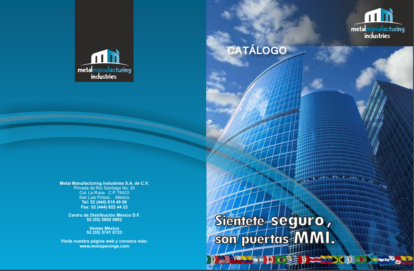 MMI Products Catalog