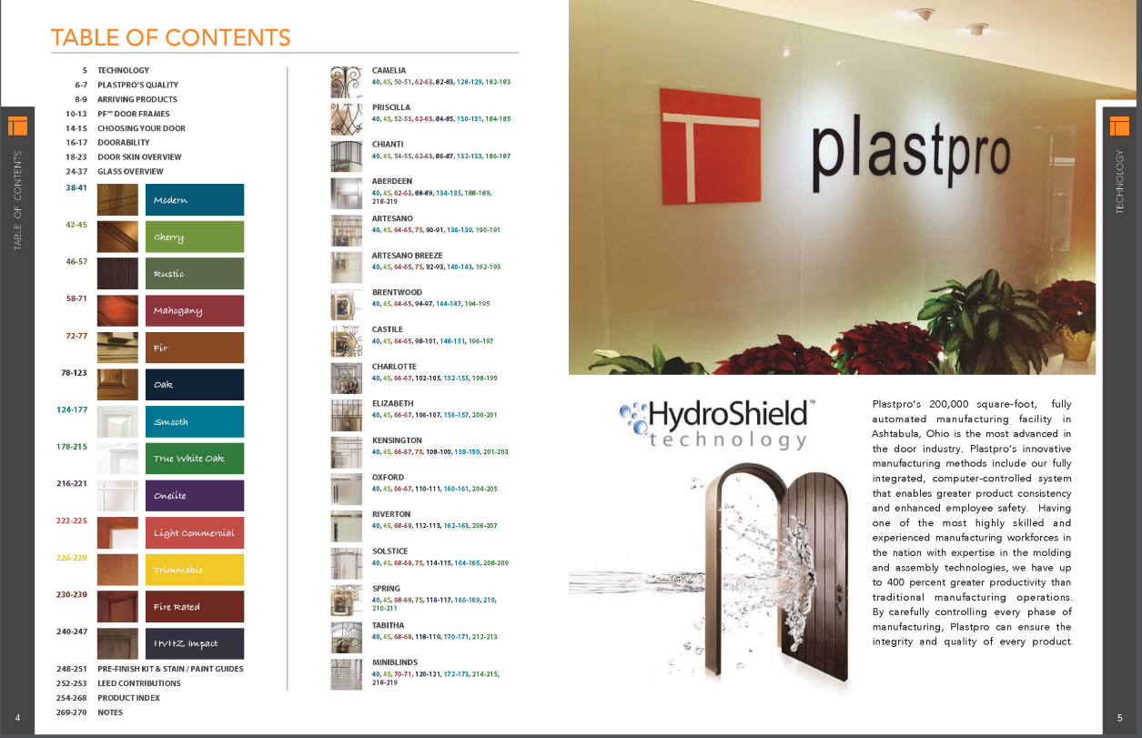 Plastpro Full Line Catalog
