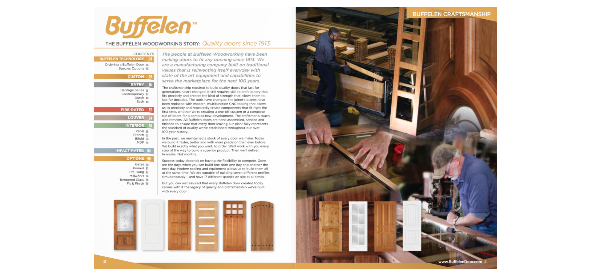 Buffelen Full Line Catalog